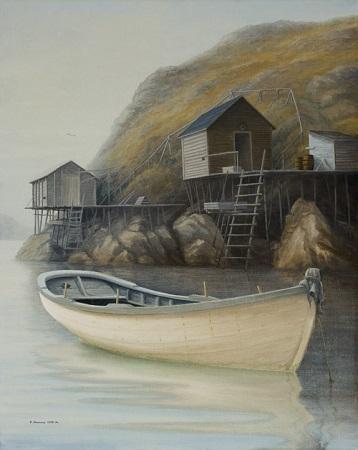 Newfoundland Art - Ted Stuckless